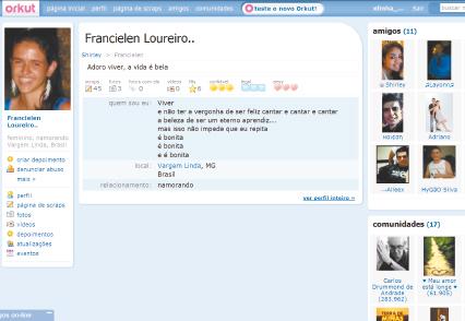 Francielen Loureiro