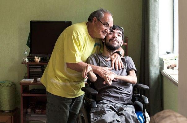 Marco Aurélio e Manuel Condez